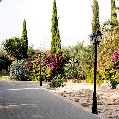 Plaza de Las Lastras - Finca Lomamour
